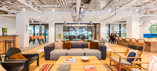 Serviced Office, Coworking Office, Cambridge