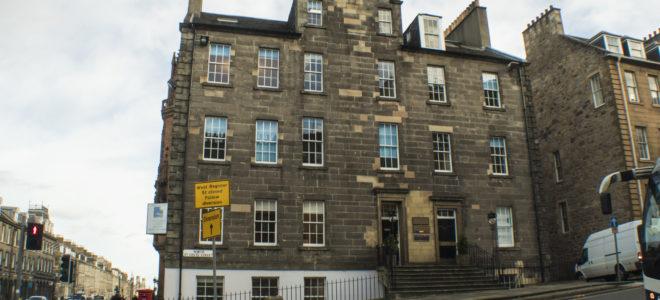 Serviced Office, Edinburgh